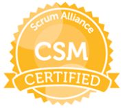 [Translate to English:] Certified Scrum Master